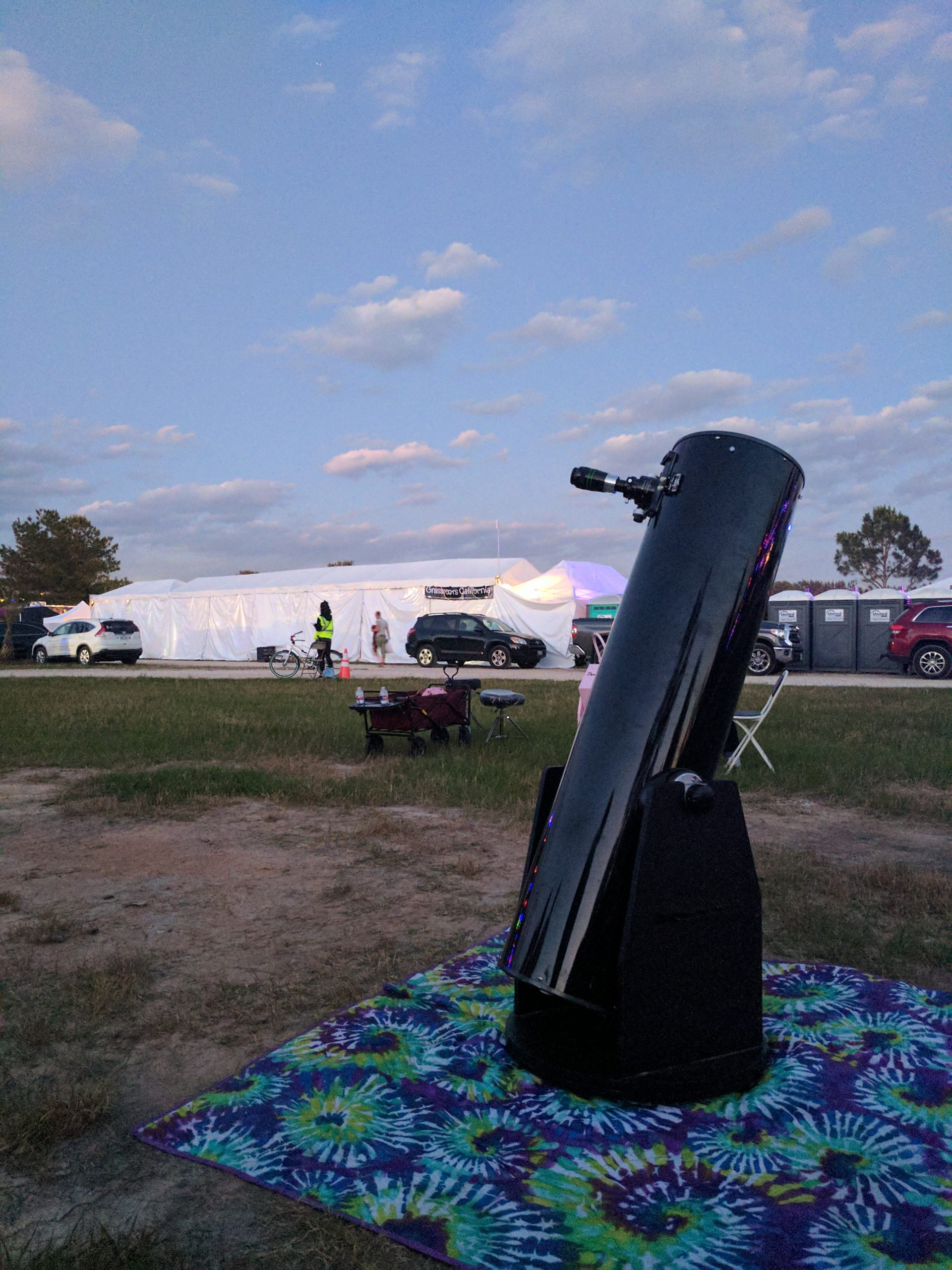 Middlelands Astronomy Outreach